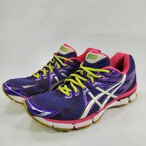 Asics Gel GT-2000 Running Training Shoes Purple